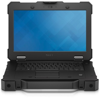 Dell Latitude 14 7404 Intel Core i5-4300U Dual-Core 1.90GHz Rugged Extreme Notebook - 4GB RAM, 128GB SSD, 14