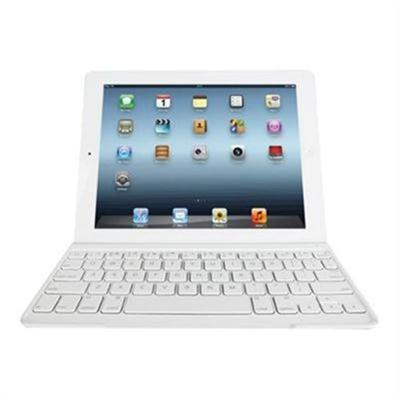 LogitechUltrathin Keyboard Cover for iPad mini - White (Open Box Product, Limited Availability, No Back Orders)(920-005106-OB)