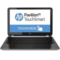 """HP 15.6"""" Pavilion 15-n225nr AMD Quad-Core 2.10GHz TouchSmart Notebook PC - Refurbished"""