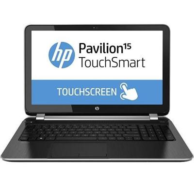 HP Pavilion 15-n225nr AMD Quad-Core A10-5745M 2.10GHz TouchSmart Notebook PC - 8GB RAM, 750GB HDD, 15.6
