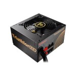Triathlor Eco ETL650AWT-M - Power supply (internal) - 80 PLUS Bronze - AC 100-240 V - 650 Watt - active PFC