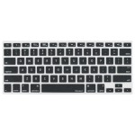 MacAlly Peripherals Protective Cover in Black For Macbook Pro, Macbook Air and most Mac Keyboards KBGUARDB
