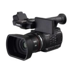 Panasonic AVCCAM AG-AC90A - Camcorder - High Definition - 12 x optical zoom - flash card AG-AC90APJ