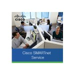 SMARTnet Enhanced - Extended service agreement - replacement - 8x5 - response time: 4 h - for P/N: AIR-CT2504-6-K9