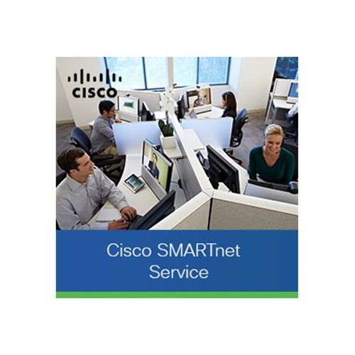 Cisco SMARTnet Extended Service Agreement - 1 Year 8x5 NBD - Advanced Replacement + TAC + Software Maintenance