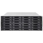 TS-EC2480U-RP - NAS server - 24 bays - rack-mountable - SATA 6Gb/s - HDD - RAID 0, 1, 5, 6, 10, JBOD, 5 hot spare, 6 hot spare, 10 hot spare, 1 hot spare - Gigabit Ethernet - iSCSI - 4U