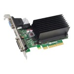 Evga GeForce GT 730 - Graphics card - GF GT 730 - 1 GB DDR3 - PCIe 2.0 - DVI, D-Sub, HDMI 01G-P3-1731-KR