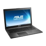 "ASUS PRO ADVANCED B551LG XB51 - 15.6"" - Core i5 4310U - Windows 7 Pro 64-bit / Windows 8.1 Pro 64-bit downgrade - 8 GB RAM - 128 GB SSD 90NB03L1-M00820"