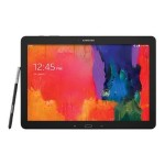 "Galaxy NotePRO - Tablet - Android 4.4.2 (KitKat) - 32 GB - 12.2"" Plane to Line Switching (PLS) ( 2560 x 1600 ) - rear camera + front camera - microSD slot - Bluetooth, Wi-Fi - 4G - black - AT&T"