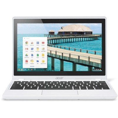 Acer C720P-2600 Intel Celeron 2955U 1.40GHz Touchscreen Chromebook - 2GB RAM, 32GB SSD, 11.1