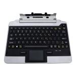 iKey IK-PAN-FZM1-C2 - Keyboard - backlit - for Toughpad FZ-M1