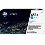653A CYAN LASERJET TONER CARTRIDGE
