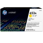 653A YELLOW LASERJET TONER CARTRIDGE
