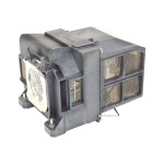 Projector lamp ( equivalent to: V13H010L75 ) - UHE - 245 Watt - 2500 hour(s) - for Epson PowerLite 1940W, 1945W, 1950, 1955, 1960, 1965