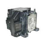 Projector lamp ( equivalent to: V13H010L67 ) - UHE - 200 Watt - 2000 hour(s) - for Epson EB-S11, EB-X12, VS210, VS310, VS315W; PowerLite 1221, 1261W