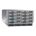 Cisco UCS 5108 Blade Server Chassis - rack-mountable - 6U - up to 8 blades UCSB-5108-AC2-UPG