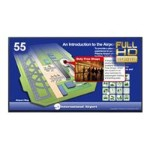 """TH-55LFV5U - 4 x 55"""" Class (54.64"""" viewable) - LFV5 LCD video wall - digital signage - 1080p (Full HD) - direct-lit LED - black"""