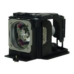 Projector lamp (equivalent to: 610-332-3855) - UHP - 200 Watt - 2000 hour(s) - for Eiki LC XB24