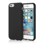 DualPro Hard Shell Case With Impact-Absorbing Core for iPhone 6 / iPhone 6s - Black/Black