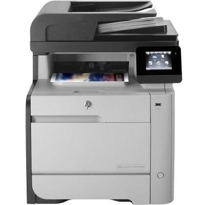 HPColor LaserJet Pro MFP M476dn (Open Box Product, Limited Availability, No Back Orders)(CF386A#BGJ-OB)