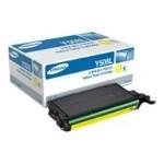 CLT-Y508L - Yellow - original - toner cartridge - for CLP-620ND, 670N, 670ND; CLX-6220FX, 6250FX