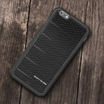 Rise iPhone 6s Plus & iPhone 6 Plus Case - Black Carbon Fiber