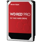 Red Pro 3TB NAS Desktop Hard Disk Drive - Intellipower SATA 6 Gb/s 64MB Cache 3.5 Inch