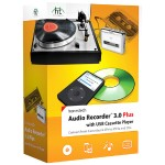 Honest Technology Audio Recorder 3.0 Plus ARP3AA