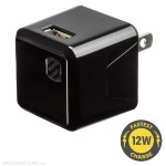 superCUBE - Compact 12 Watt USB Wall Charger