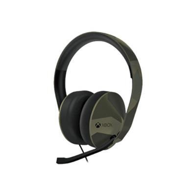 MicrosoftXbox One Stereo Headset - Special Edition Armed Forces - headset(5F4-00001)