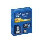 Core i7 5930K - 3.5 GHz - 6-core - 12 threads - 15 MB cache - LGA2011-v3 Socket - Box