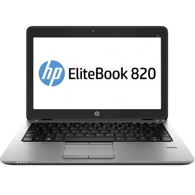 HP Smart Buy EliteBook 820 G1 Intel Core i5-4310U Dual-Core 1.90GHz Notebook PC - 4GB RAM, 240GB SSD, 12.5
