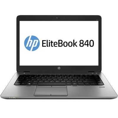 HP EliteBook 840 G1 Intel Core i3-4030U Dual-Core 1.70GHz Notebook PC - 4GB RAM, 500GB HDD, 14.0