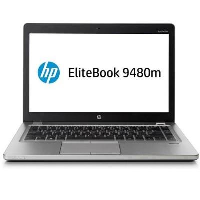 HPEliteBook Folio 9480m Intel Core i5-4310U Dual-Core 1.90GHz Notebook PC - 4GB RAM, 500GB HDD, 14