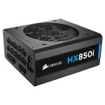 HX850i - Power supply (internal) - ATX12V 2.4/ EPS12V 2.92 - 80 PLUS Platinum - AC 100-240 V - 850 Watt - North America