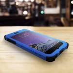 Trident Case Kraken Series Case for iPhone 6s Plus & iPhone 6 Plus - Blue KN-API655-BL000