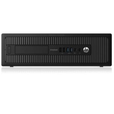 HPEliteDesk 705 G1 AMD Dual-Core A4 PRO-7300B 3.90GHz Small Form Factor PC - 4GB RAM, 500GB HDD, SuperMulti DVD, Gigabit Ethernet(J6D00UT#ABA)