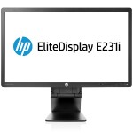 HP Smart Buy EliteDisplay E231i 23-in IPS LED Backlit Monitor F9Z10A8#ABA
