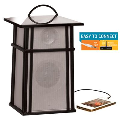 Jensen Electronics Acoustic Research Portabile Wireless Outdoor Speaker - Mission Style - Refurbished (5RWS3REF)