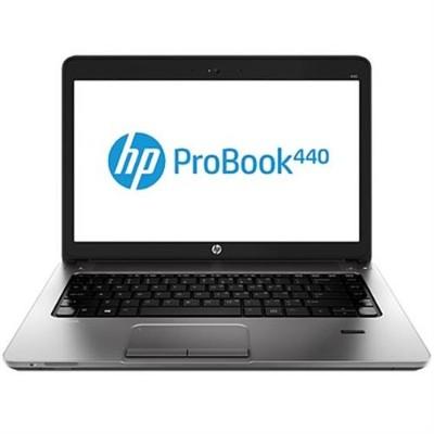 HPSmart Buy ProBook 440 Intel Core i5-4200M 2.50GHz Notebook PC - 4GB RAM, 500GB HDD, 14.0