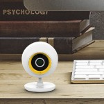 Wi-Fi Baby Camera -Night Vision, Personalize Audio, 2-Way Talk, Local and Remote Video Baby Monitor App for iPhone and Android