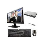 "Ncomputing N500 - Cortex-A9 - 512 MB - 0 GB - LED 24"" N500LED24KIT"