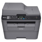 Brother MFC-L2700DW Compact Laser All-in-One with Wireless Networking and Duplex Printing MFCL2700DW