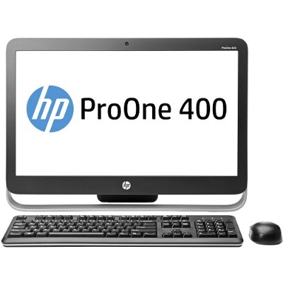 HP Smart Buy ProOne 400 G1 Intel Pentium Dual-Core G3450T 2.90GHz Touch All-in-One PC - 4GB RAM, 500GB HDD, 21.5