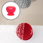 PC Treasures Lyrix JIVE Water Resistant Bluetooth Speaker - Red 09257