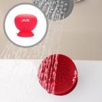 Lyrix JIVE Water Resistant Bluetooth Speaker - Red