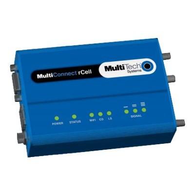 MultitechMultiConnect rCell 100 Series MTR-EV3-B08-N3-US - router - WWAN - desktop(MTR-EV3-B08-N3-US)