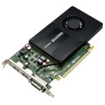 NVIDIA Quadro K2200 4GB GDDR5 PCIe Graphics Card