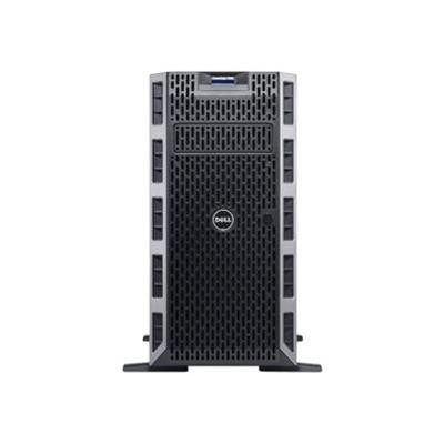 DellPowerEdge T620 Intel Xeon Quad-Core E5-2609V2 2.50GHz Tower Server - 4GB RAM, 500GB HDD, DVD-ROM, Gigabit Ethernet, PERC H310(462-6122)