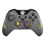 Microsoft Xbox One Wireless Controller - Limited Edition Call of Duty: Advanced Warfare - game pad - wireless J72-00012